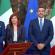 Giuramento sottosegretari, la viceministro foggiana Castelli cambia look: chioma rossa per la Sala dei Galeone