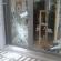 Piazza Giordano, tentativo di spaccata sventato dall'arrivo di un motociclista
